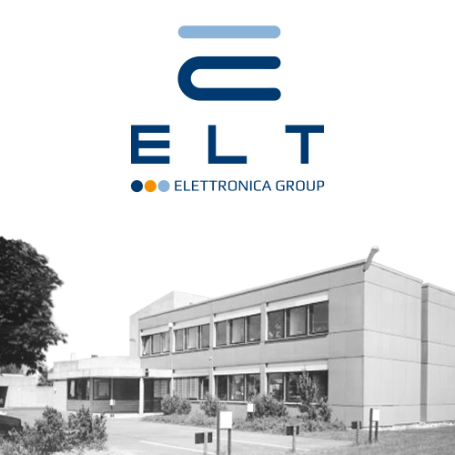 Elettronica Germany with Logo